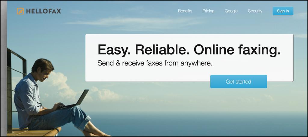 HelloFax online fax services
