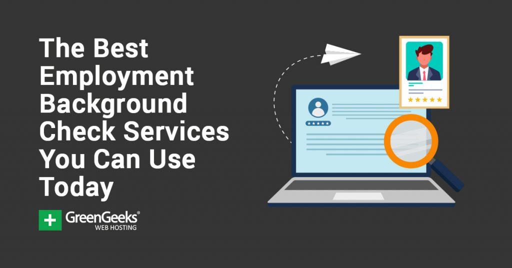 Best Employment Background Check Services