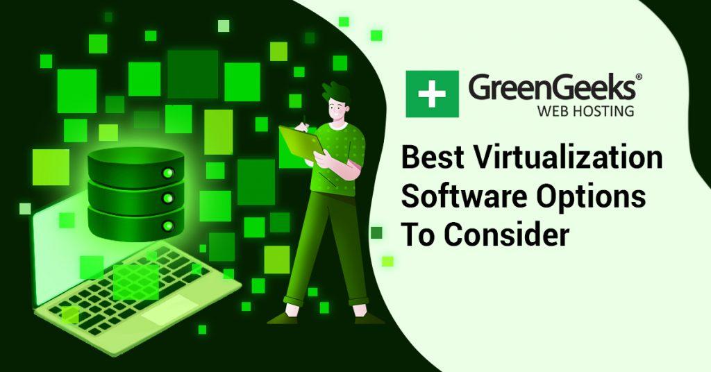 Best Virtualization Software