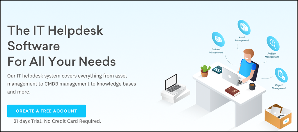 FreshService help desk software