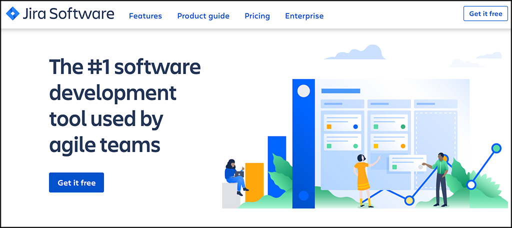 Jira help desk software