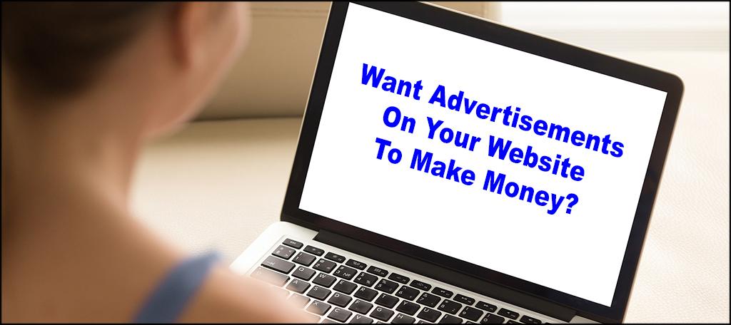 Website Advertisements