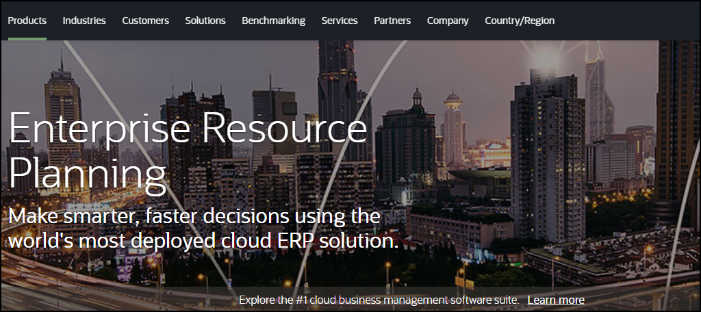 6 Best ERP Software Solutions for 2021