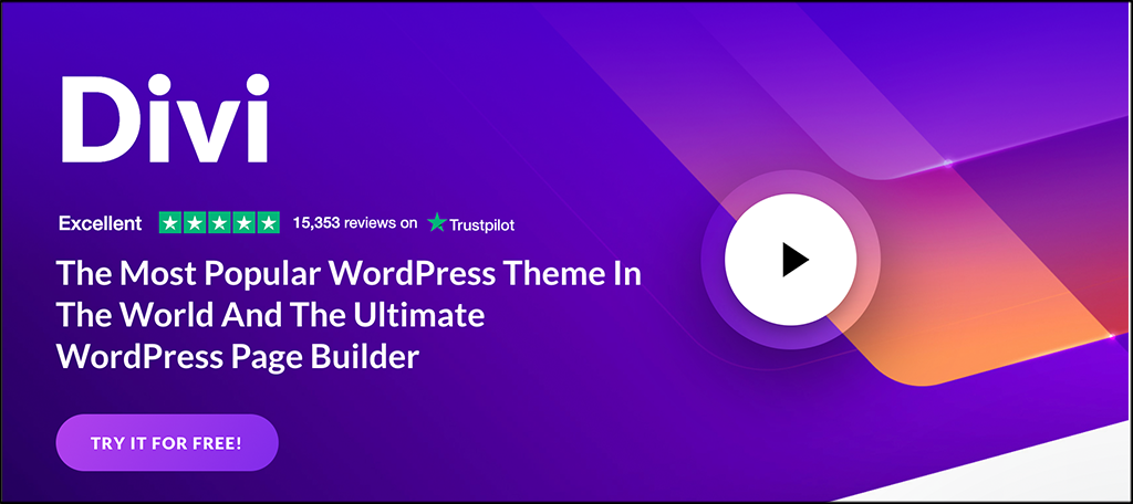 Divi multipurpose themes