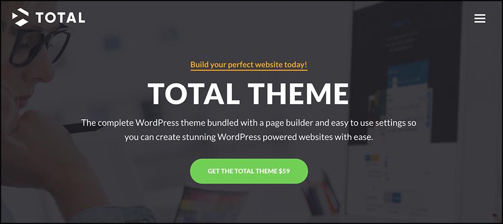 Total multipurpose themes