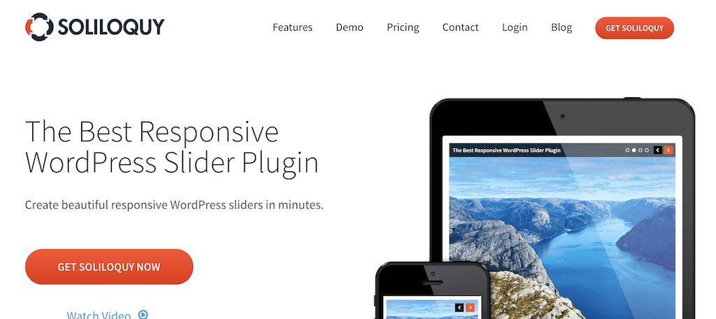 Soliloquy plugins for photographers
