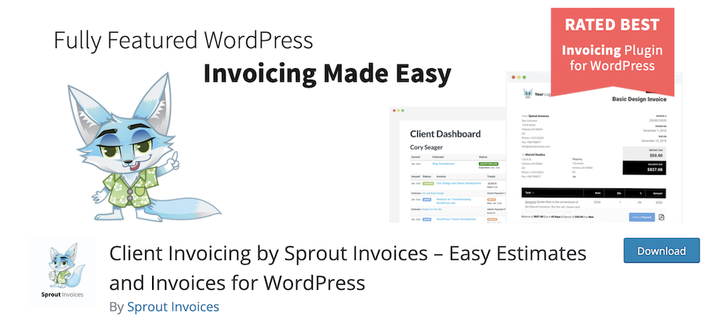 Sprout Invoicing