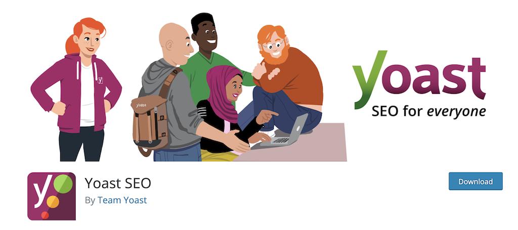 Yoast SEO wordpress plugins for business