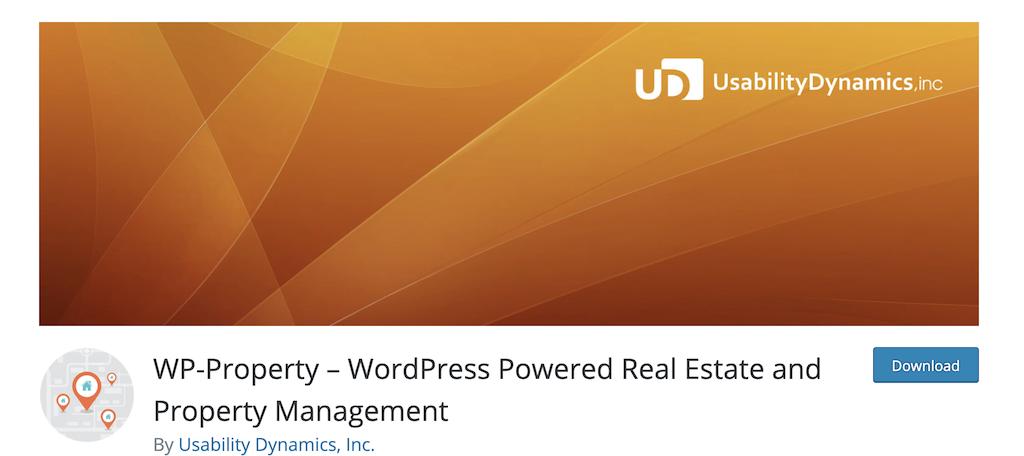 WP Property plugin