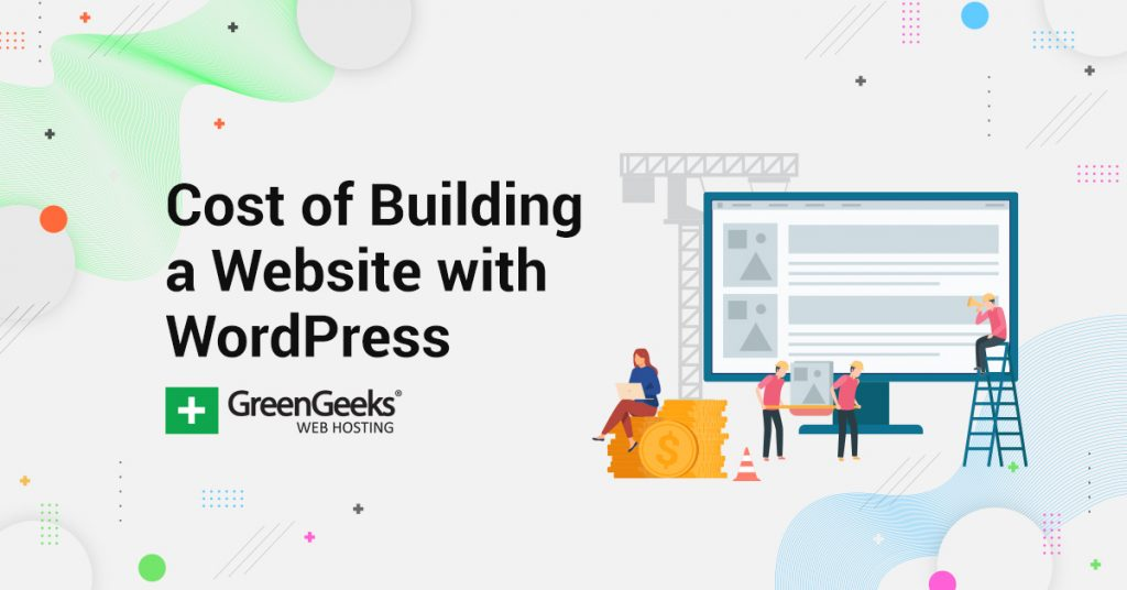 Cost of Building a Website with WordPress