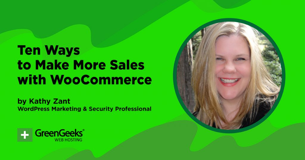 More Sales with WooCommerce