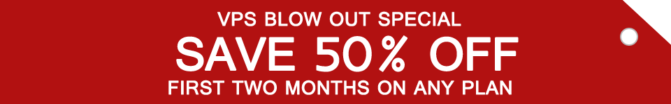 50% OFF For Two Months