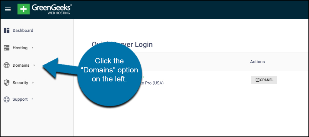 Click Domains
