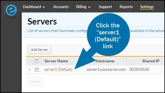 clientexec how to add a server step 2