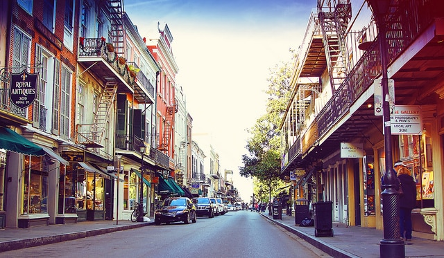 5 of the Most Romantic things to do in New Orleans