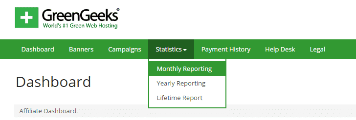 affiliate-program-monthly-statistics