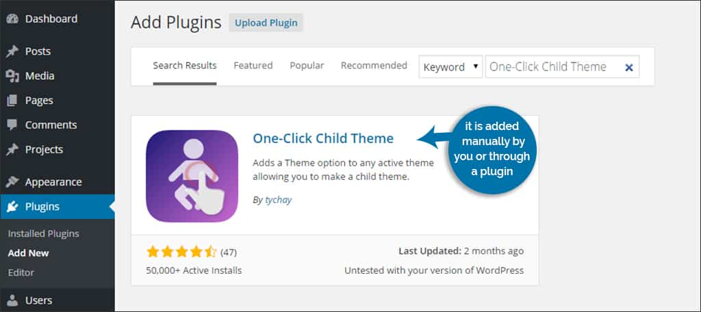 What is a WordPress Child Theme and Why Use It? - GreenGeeks