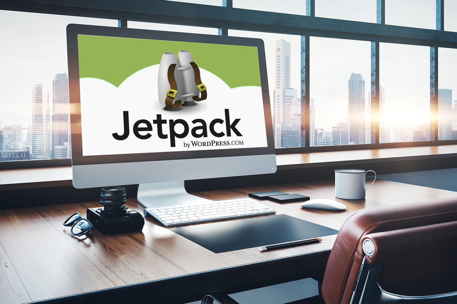 wordpress jetpack plugin