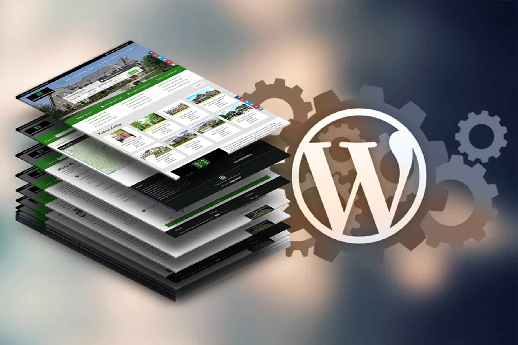 wordpress site builder tutor