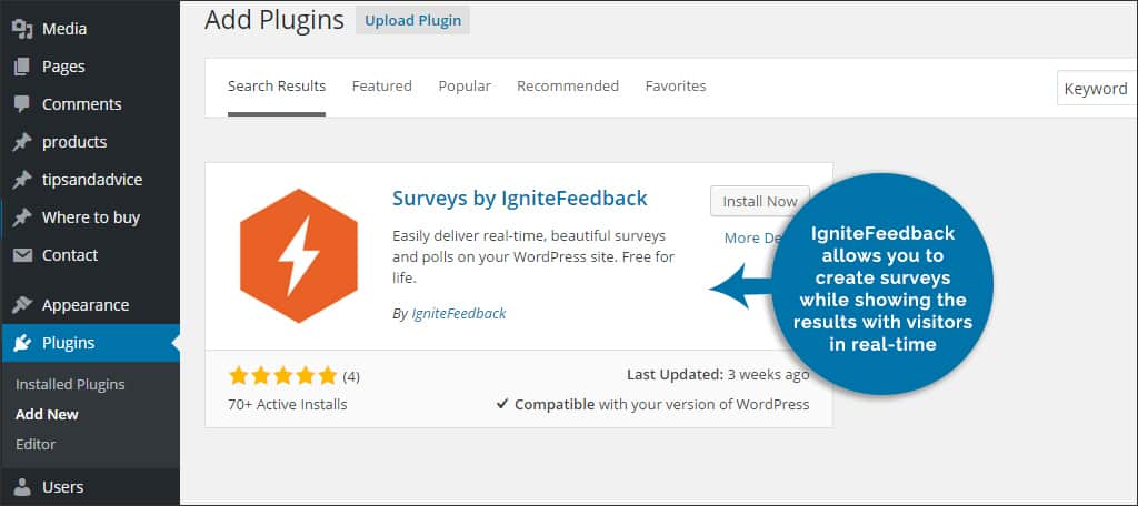 surveys by ignite