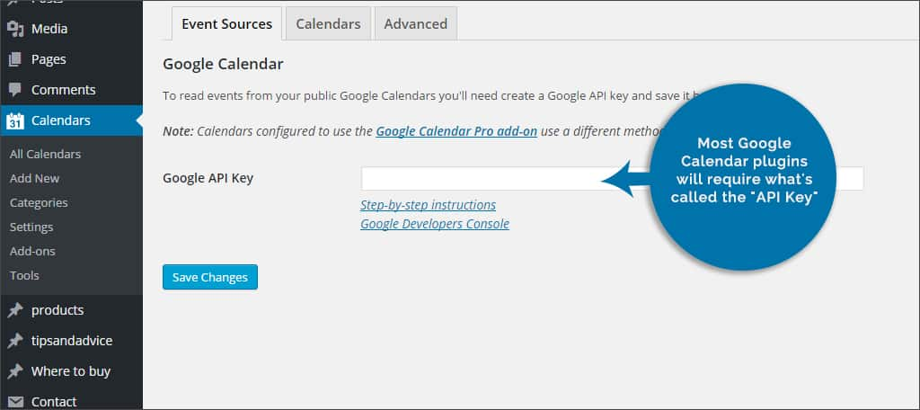How to Integrate Google Calendar in Your WordPress Site - GreenGeeks