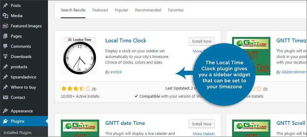 How to Display Time in WordPress for Visitors and Admins