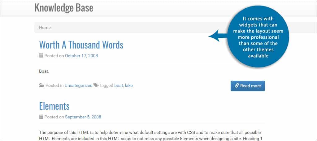 wp knowledge base
