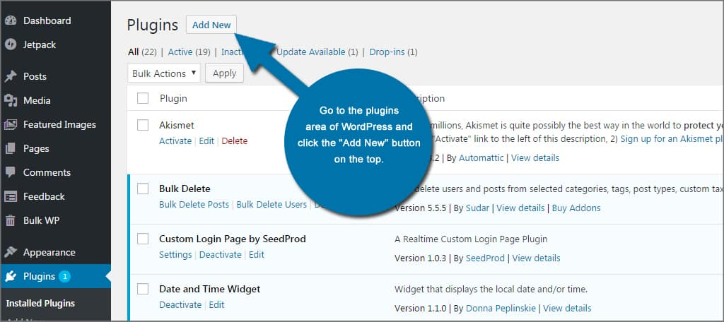 New WordPress Plugins