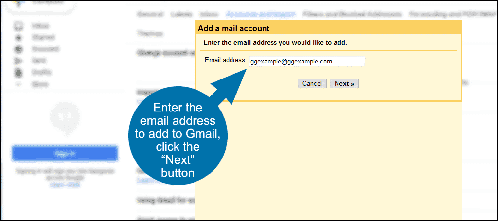 using Gmail for your domain step 4