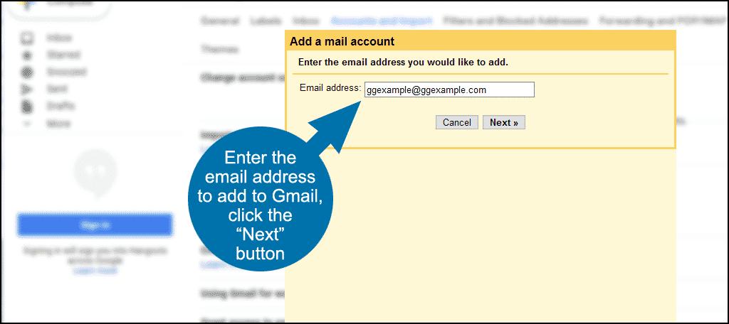 Gmail Domain