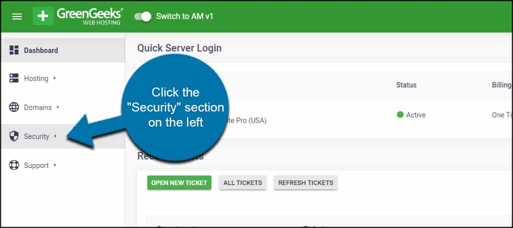 Getting Started: Adding Let's Encrypt SSL to Your GreenGeeks Account