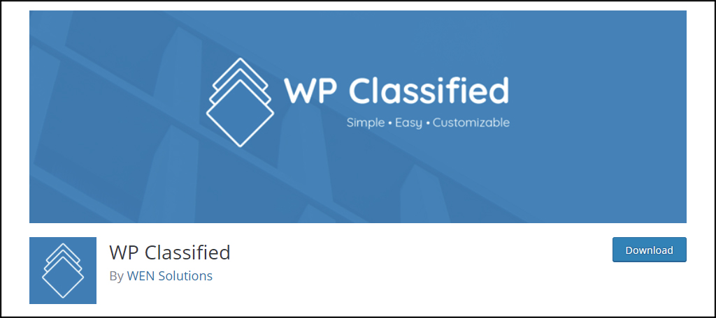 WP Classified