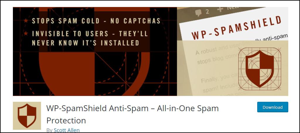 WP SpamShield