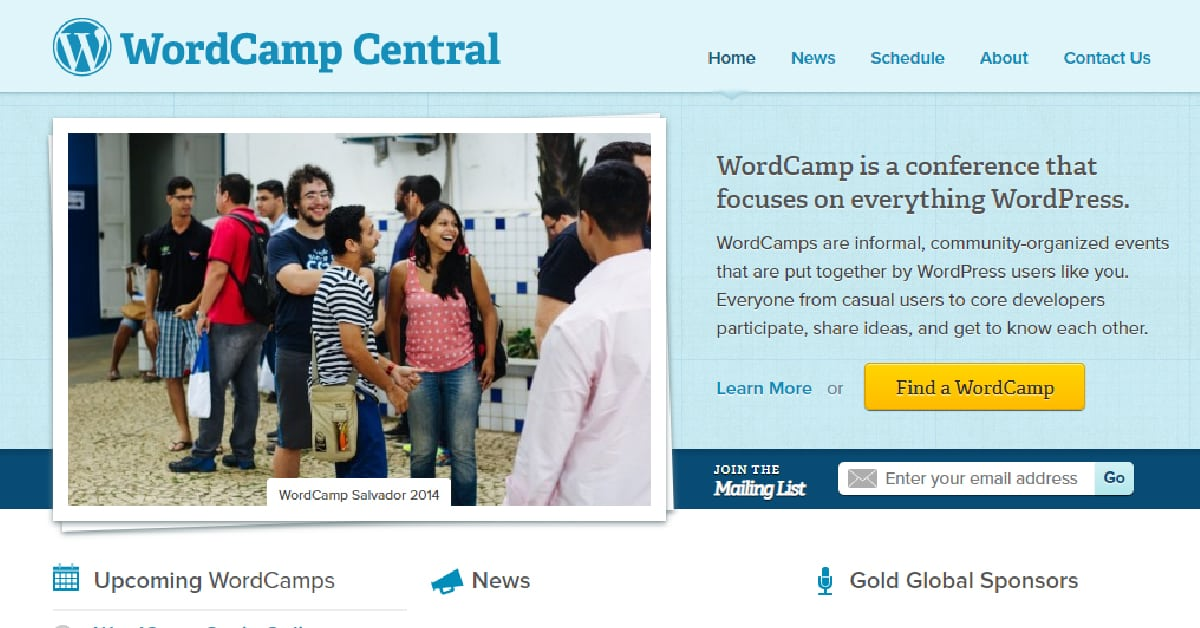 WordCamp Central
