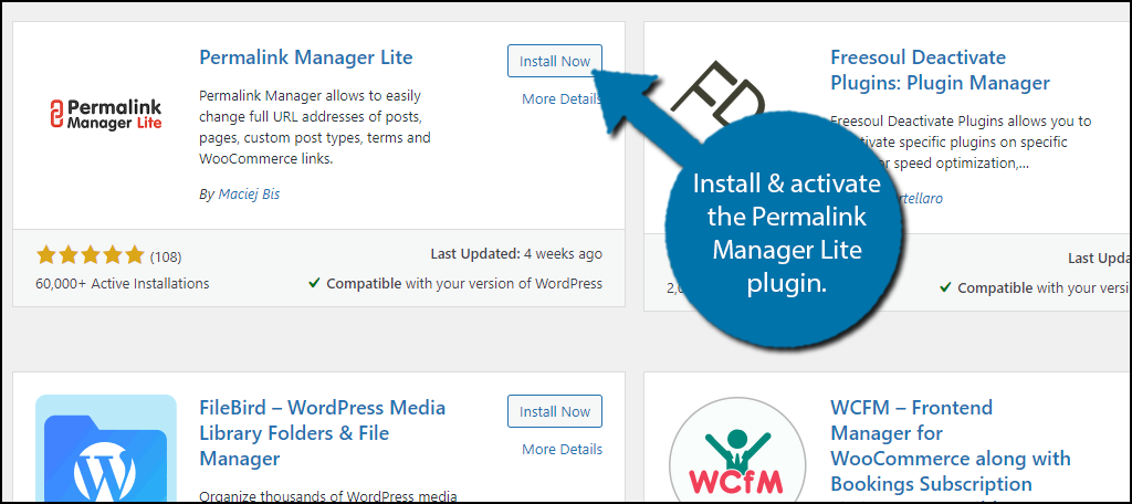 Permalink Manager Lite
