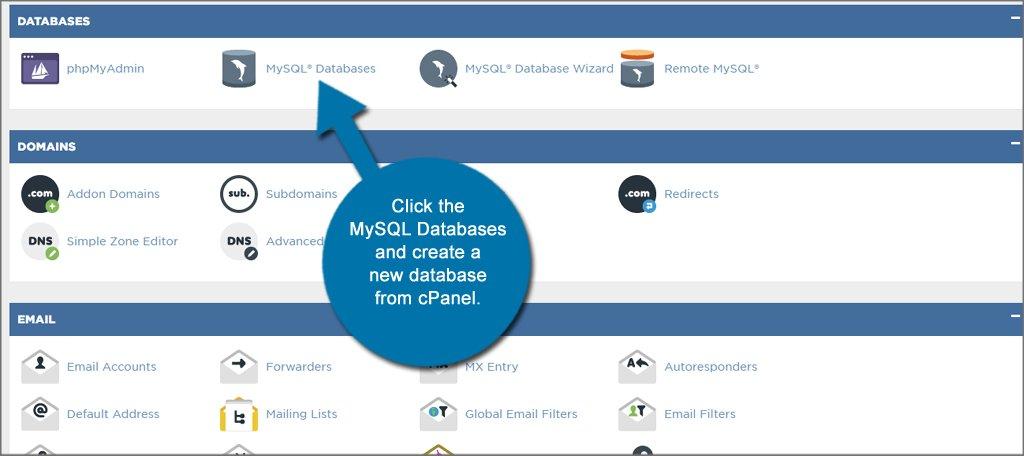 Drupal Database