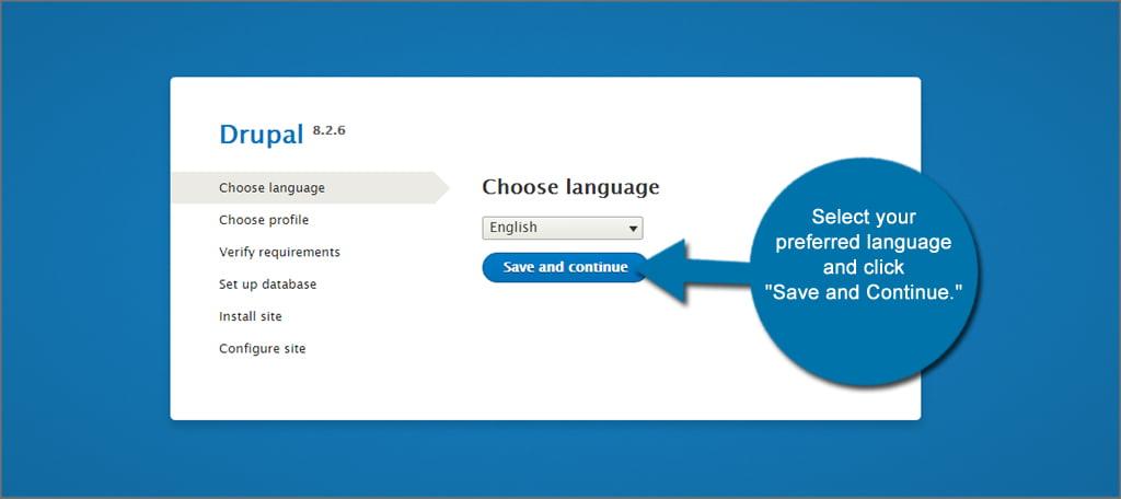 Drupal Language