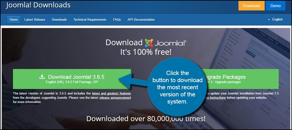 Joomla Download