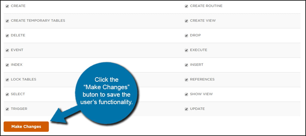 Joomla Make Changes