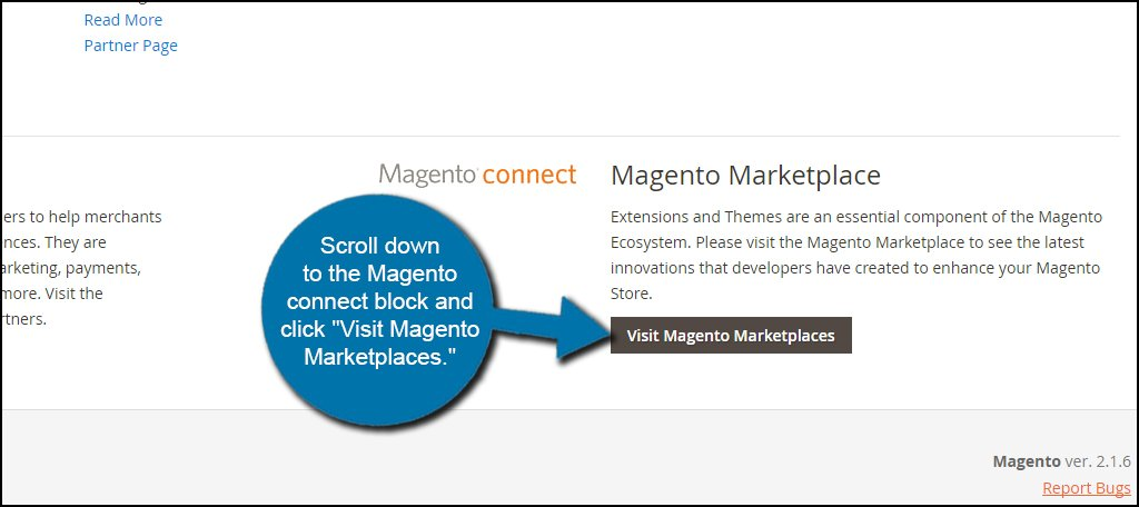 Magento Marketplaces