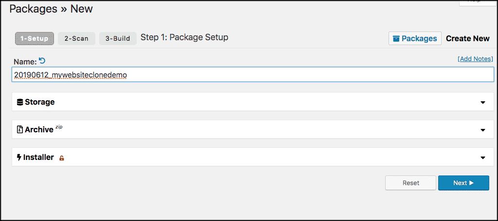Create a file name