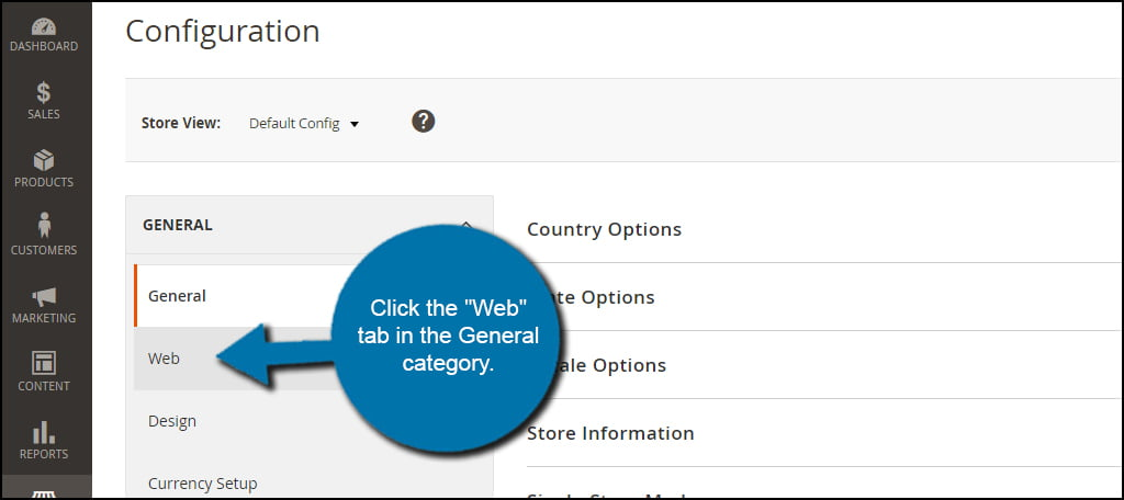 Web Tab
