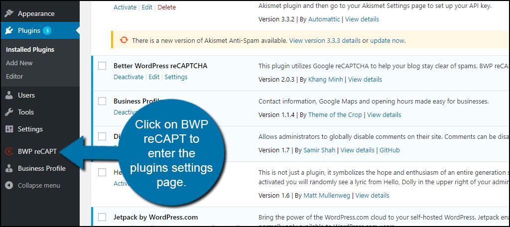 How to Setup CAPTCHA for WordPress Login and Registration
