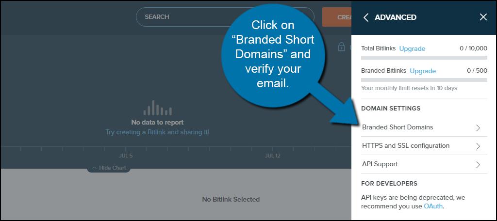 Branded Short Domains