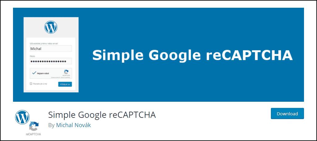 Simple Google