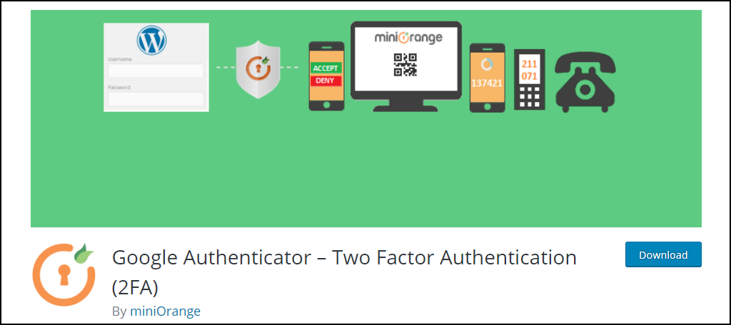 Google Authenticator – Two Factor Authentication (2FA)