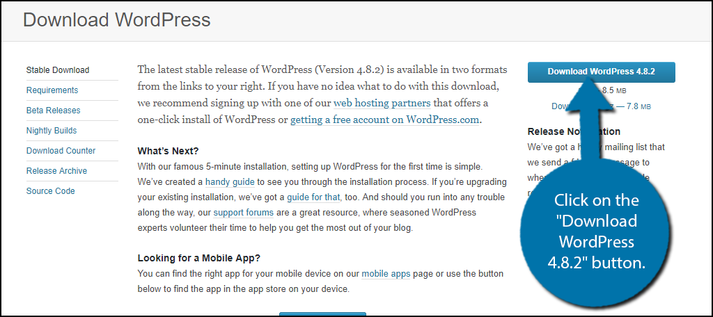 How to Install WordPress in Windows using WAMP - GreenGeeks