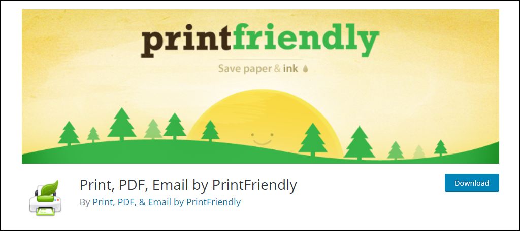 Print, PDF, Email by PrintFriendly