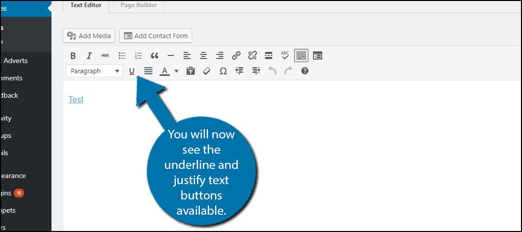 how to add underline in powerpoint