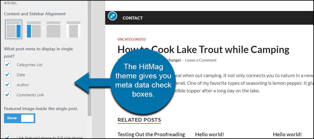 HitMag Meta Data